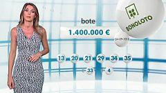 Bonoloto + EuroMillones - 04/09/18