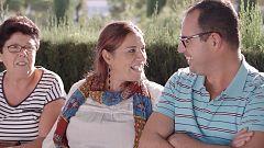 Mamás y papás a la vista - Mar y David e Isabel