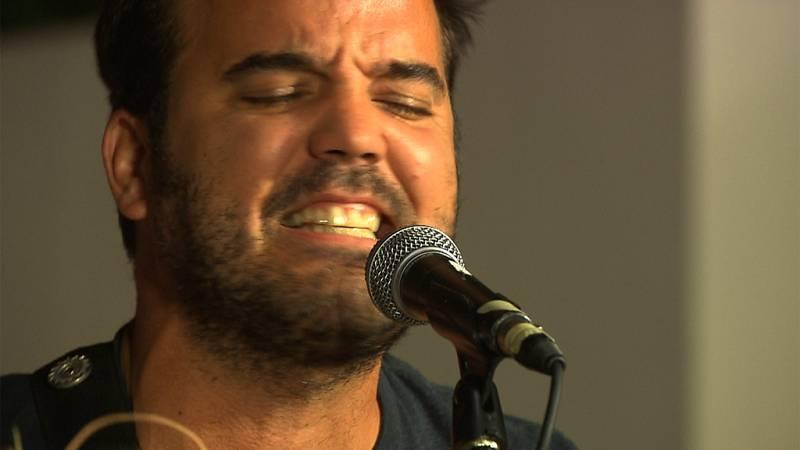 Noches de verano - Actuación de Juan Zelada - Ver ahora