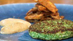 Torres en la cocina - San Jacobos con brócoli