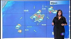 El temps a les Illes Balears - 05/09/18