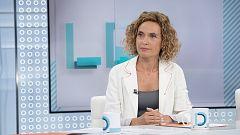 Los desayunos de TVE - Meritxell Batet, ministra de política territorial y función pública