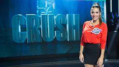 Crush - Lorena Castell se arranca a cantar flamenco para animar a su grupo
