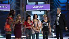 Crush - Sara Escudero confunde el Vesubio con el Danubio
