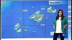 El temps a les Illes Balears - 06/09/18