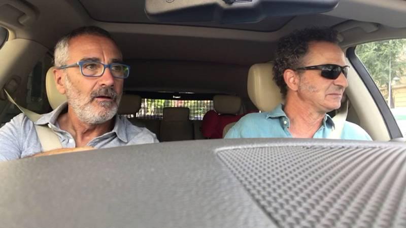 Las mañanas de RNE con Alfredo Menéndez - ¡Javier Fesser se ha enterado de su nominación a los Óscar escuchándonos! - Ver ahora