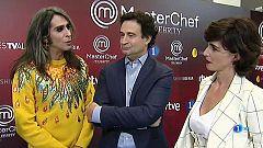 """Telediario - Mario Vaquerizo: """"El éxito de MasterChef radica en que nos mostramos tal y como somos"""""""