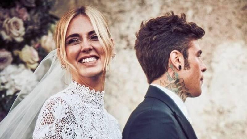 Corazón - Chiara Ferragni y Fedez, una boda a su imagen y semejanza