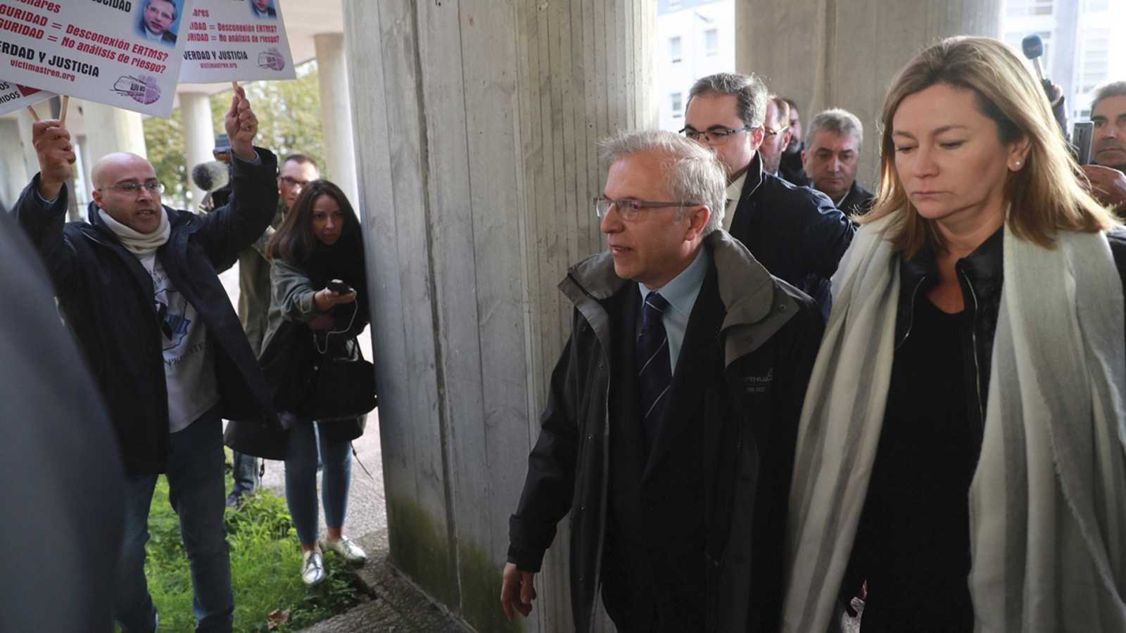 Dimite el director de Seguridad de Renfe, Antonio Lanchares