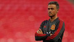 Fútbol - UEFA Nations League Previo Inglaterra-España