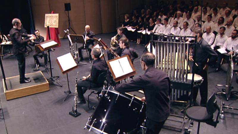 Los conciertos de La 2 - Ciclo Coro RTVE (500 aniversario vuelta al mundo) - ver ahora