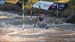 Piragüismo - Copa del Mundo Slalom Semifinales C1 Masculinas y K1 Femeninas