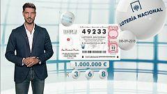Lotería Nacional - 08/09/18