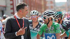 Vuelta Ciclista a España 2018 - 14ª etapa: Cistierna - Les Praeres.Nava (1)