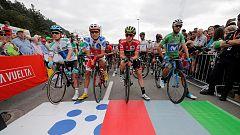 Vuelta Ciclista a España 2018 - 15ª etapa: Ribera de Arriba - Lagos de Covadonga (1)
