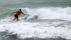 Chubascos y tormentas localmente fuertes en el sudeste peninsular