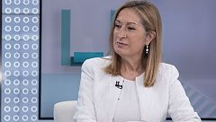 Los desayunos de TVE - Ana Pastor, presidenta del Congreso