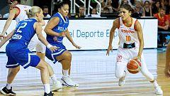 Baloncesto - Torneo Cuadrangular preparación Mundial Femenino: España-Grecia.