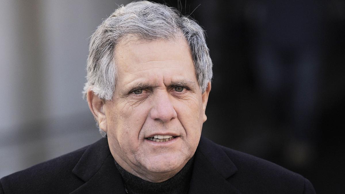 El director ejecutivo de la CBS abandona la cadena tras ser acusado ...
