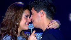 OT Bernabéu - Amaia y Alfred cantan 'Tu canción'