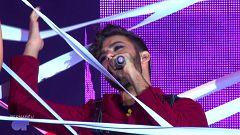 OT Bernabéu - Agoney canta 'Eloise'
