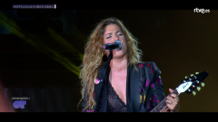OT Bernabéu - El gazapo que se ha colado en el concierto de OT 2017