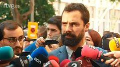 """Torrent: """"Es la diada nacional de Cataluña, es la diada de todo el mundo, de todos los catalanes"""""""