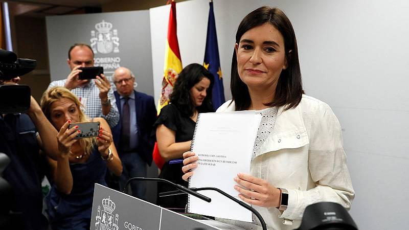 Crece la presión interna en el PSOE para que dimita Montón