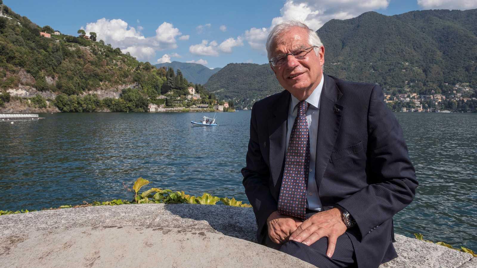 Borrell dice que hubiera preferido otras medidas para los presos independentistas