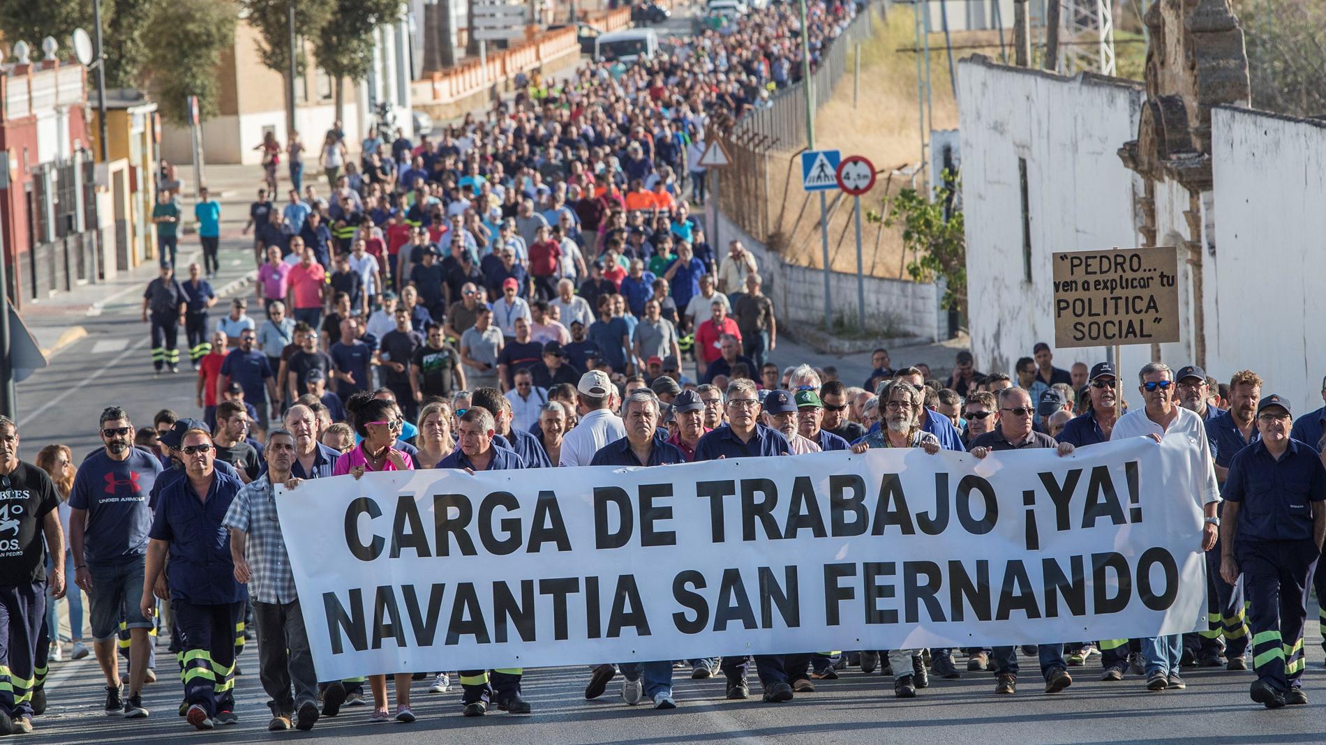Navantia convoca a los sindicatos para negociar su Plan Estratégico ...