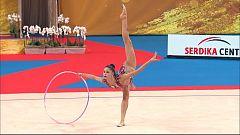 Gimnasia rítmica - Campeonato del Mundo Final Individual Aro desde Sofía (Bulgaria)