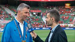 Fútbol - UEFA Nations League Previo España - Croacia desde Elche (2)