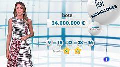 Bonoloto + EuroMillones - 11/09/18