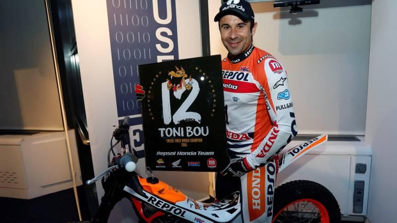 Motociclismo - Reportaje Toni Bou - ver ahora