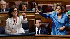 """Calvo pide al PP que """"se ponga detrás del Gobierno"""" en el tema de Cataluña como hizo el PSOE cuando estaba en la oposición"""
