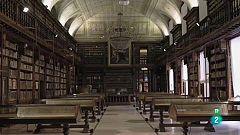 Página Dos - La biblioteca - Biblioteca Nazionale Braidense, Milán