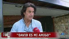 """Corazón - Poty Castillo: """"David Bustamante sigue siendo mi amigo"""""""