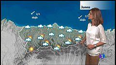 El tiempo en Asturias - 12/09/18