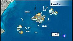 El temps a les Illes Balears - 13/09/18