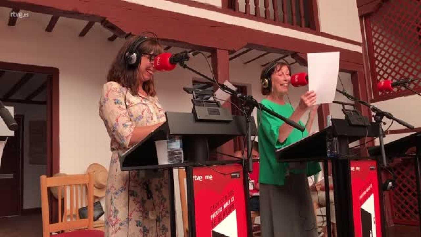 Almagro 2018 - Ficción sonora - Casa con dos puertas mala es de guardar