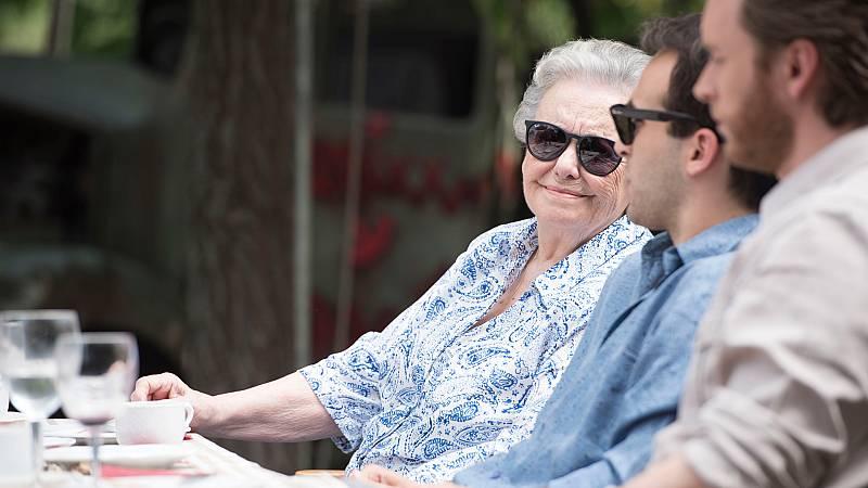 Cuéntame cómo pasó - María Galiana, abuela de España