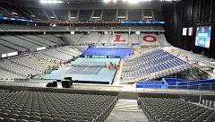 Copa Davis: el escenario del Francia - España, un pabellón de lujo