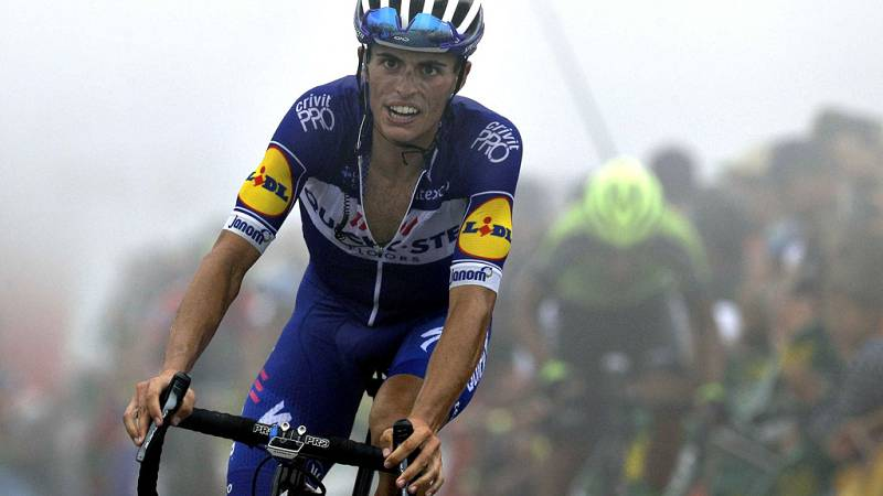 En su primera entrevista para el Telediario de TVE en 2017 manifestó que para el año que viene le gustaría pelear en una grande. A tres días de finalizar la Vuelta 2018, es tercero en la general.