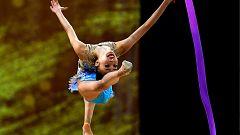 Gimnasia rítmica - Campeonato del Mundo Final Individual Cinta desde Sofía (Bulgaria)