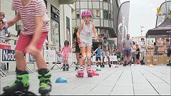 Patinaje de velocidad - P2P Pamplona-Puente Skate Maratón 2018
