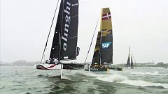 Vela - Extreme Sailing Series 2018 Prueba Cardiff