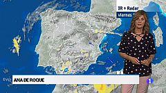El tiempo en Andalucía - 14/09/18