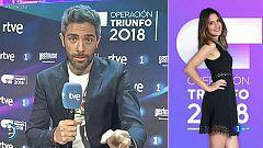 España Directo - Roberto Leal anuncia el nombre de los últimos 5 concursantes de OT 2018