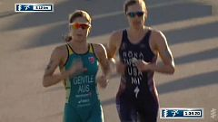 Triatlón - ITU World Series. Carrera Élite Femenina Prueba Gold Coast (Australia)