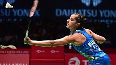 """Badminton -  """"Open de Japón 2018"""" Semifinales: C. Marin - Y.F. Chen, desde Tokio"""